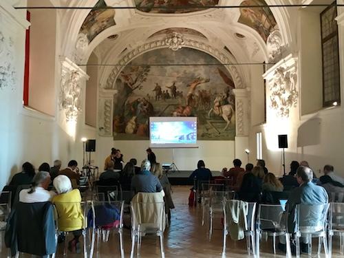 Salle capitulaire du couvent de San Domenico Maggiore