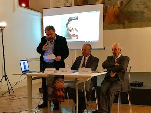 Michele Bernardini, Charles Ramble et Adriano Rossi